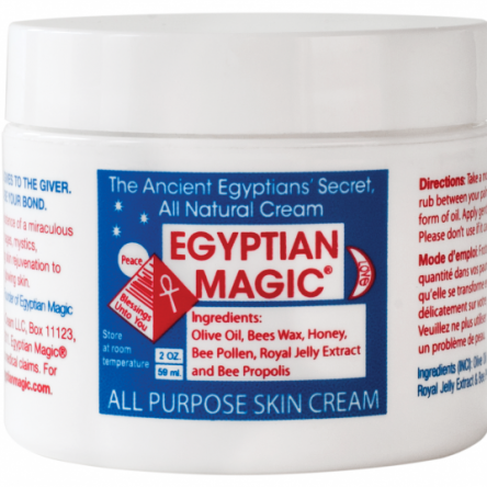 Egyptian magic cream veggie fr