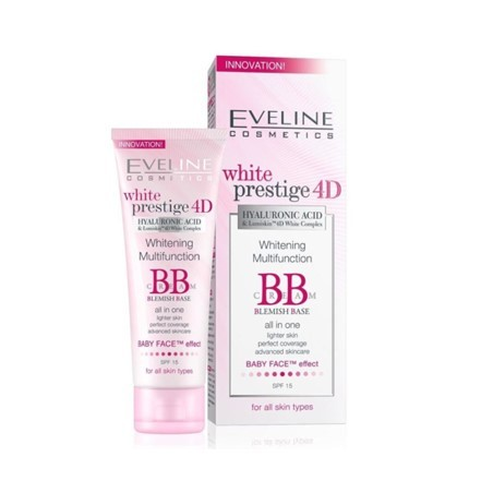 Eveline 4d 8 in 1 BB cream