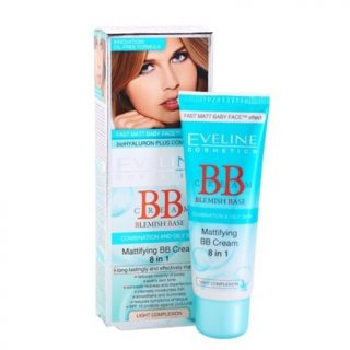 Eveline 8 in 1 BB Cream Light complexion