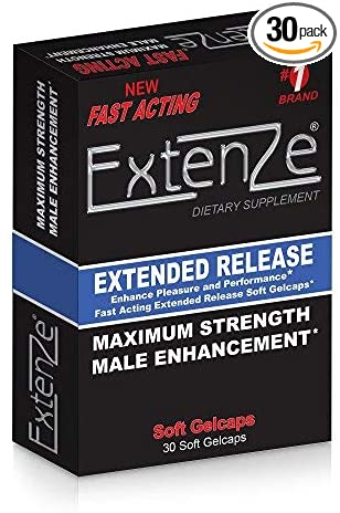 Extenze Tablets in Pakistan