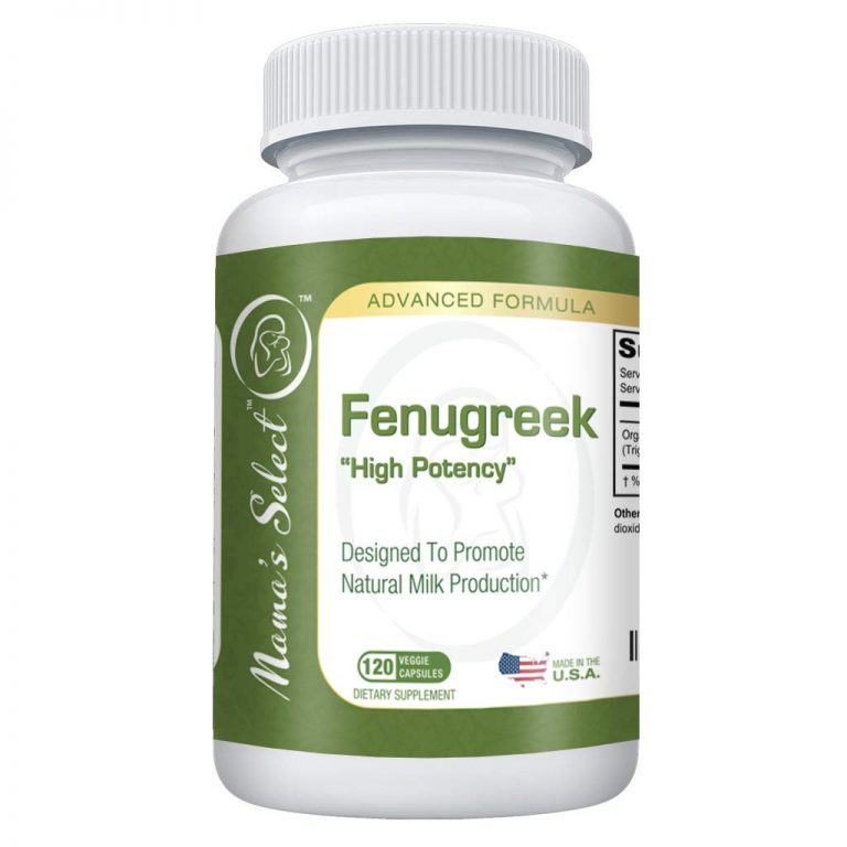 Fenugreek High Potency Capsules