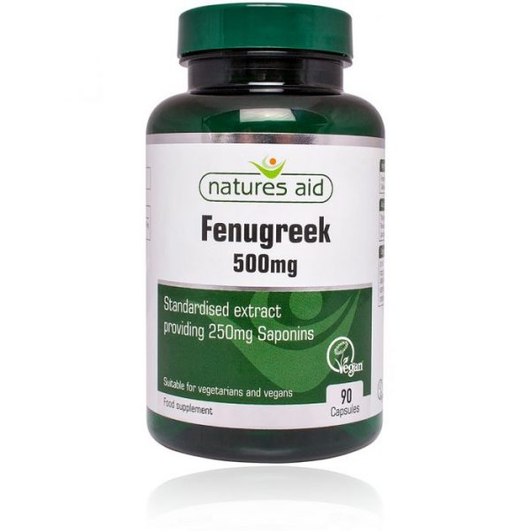 Natures Aids Fenugreek Capsules