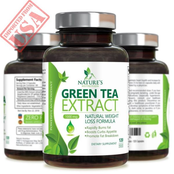 Zhzou Green Tea Extract