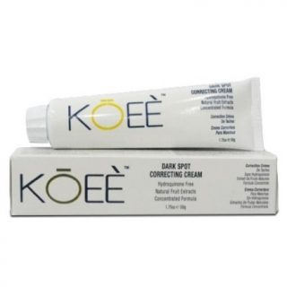 Koee Dark Spot Correcting Cream 50g