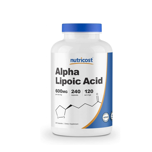 Alpha Lipoic Acid 120
