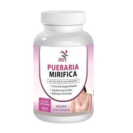 Pueraria Mirifica Natural Breast Enlargement