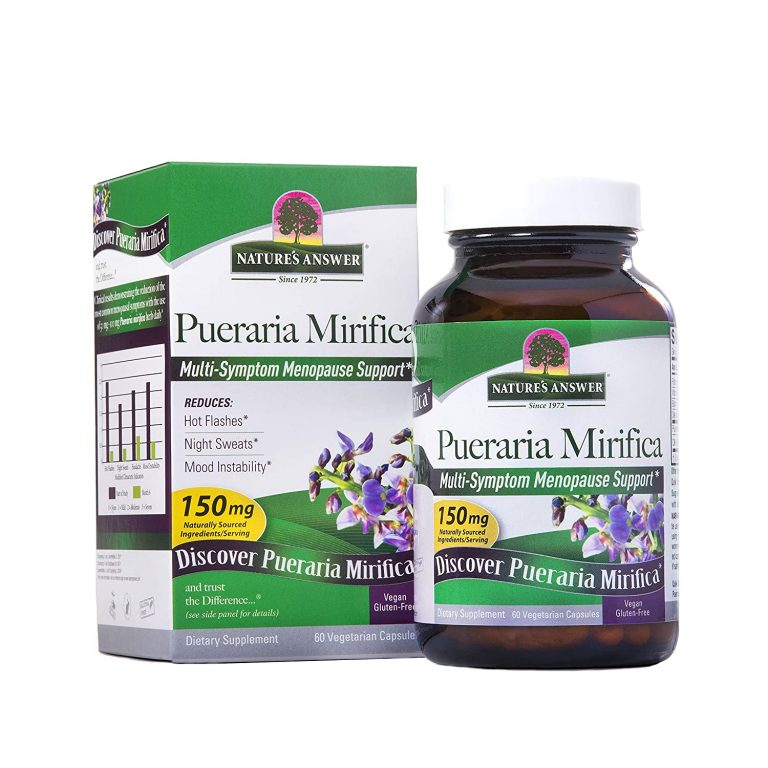 Pueraria Mirifica 150mg in Pakistan