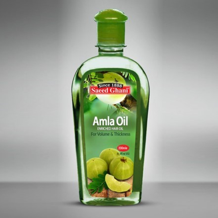 Saeed Ghani Amla oil 200ml
