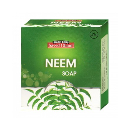 Saeed Ghani Bridal Kit Neem Soap 75gm