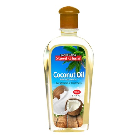 Saeed Ghani Coconut Oil 200ml