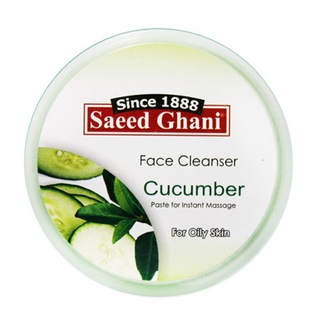 Saeed Ghani Cucumber Face Cleanser 180gm