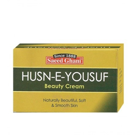 Saeed Ghani Husn-e-Yousuf Beauty Cream