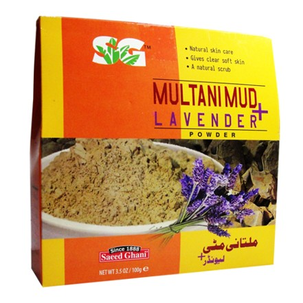 Saeed Ghani Multani Mud Powder 100gm
