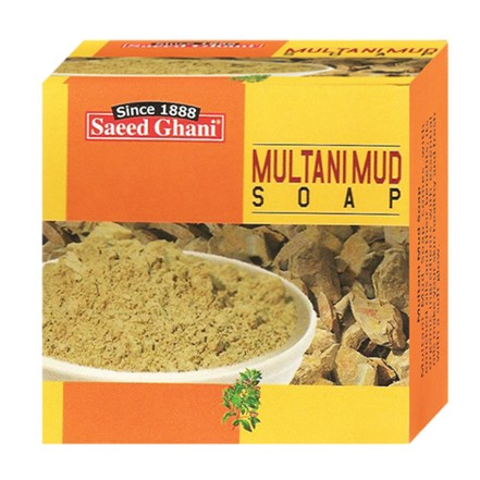 Saeed Ghani Multani Mud Soap 85gm