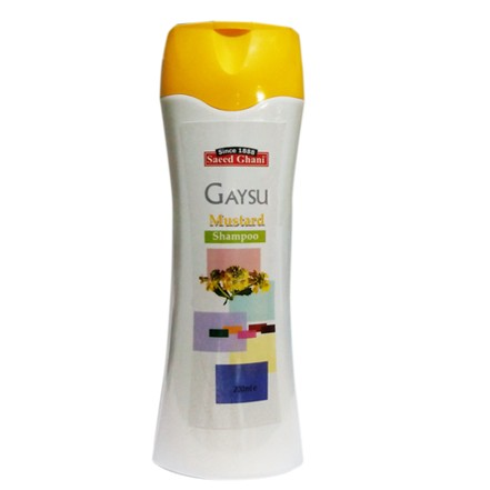 Saeed Ghani Mustard Shampoo 200ml