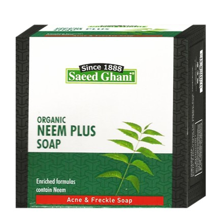 Saeed Ghani Neem Plus Soap 90gm