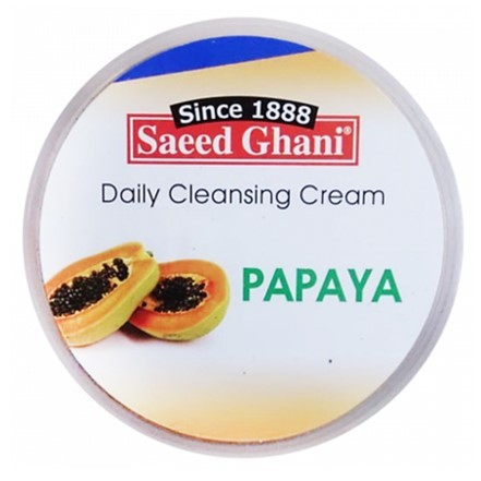 Saeed Ghani Papaya Cleansing Cream