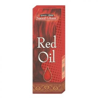 Saeed Ghani Red Oil 120ml