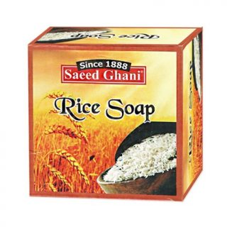 Saeed Ghani Rice Soap 100gm