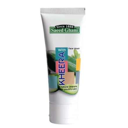 Saeed Ghani kheera Face Wash 80ml
