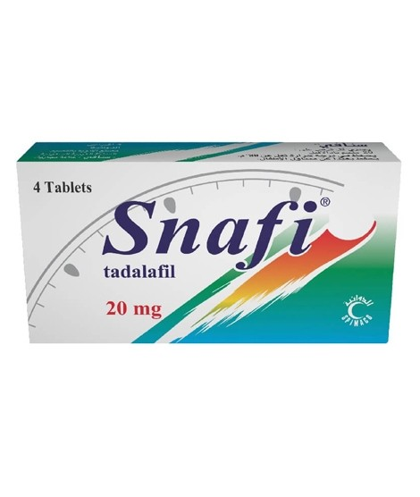 Snafi 20 MG Tablet