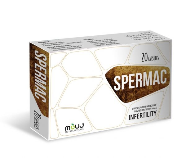 Spermac Capsules in Pakistan