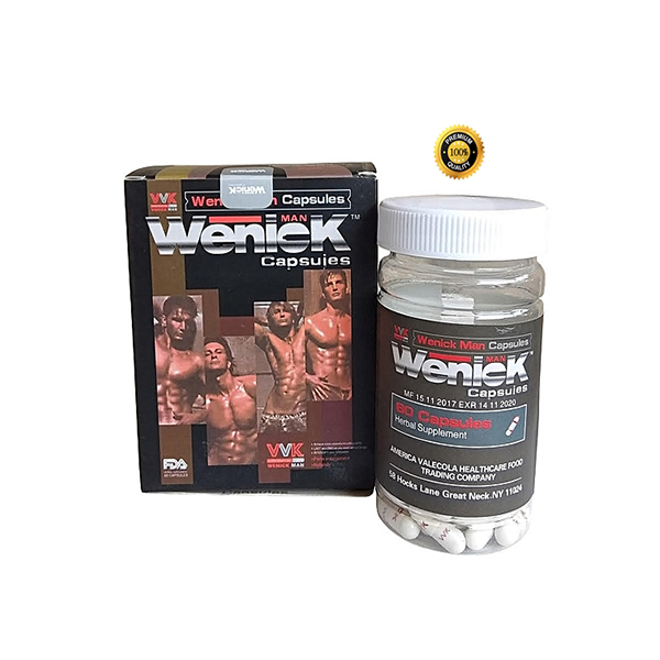 Wenick Capsules Price In Pakistan