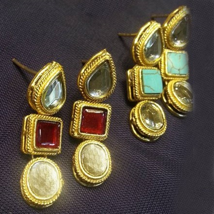 Woman Earring Set 20