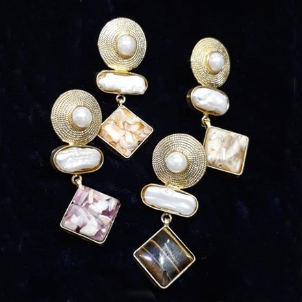 Woman Earring Set 23