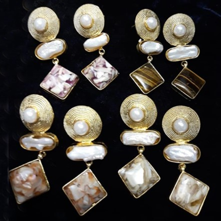 Woman Earring Set 29