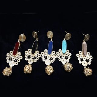 Woman Earring Set 35