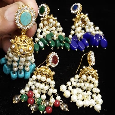 Woman Earring Set 48