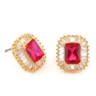 Woman Earring Set 55 Red