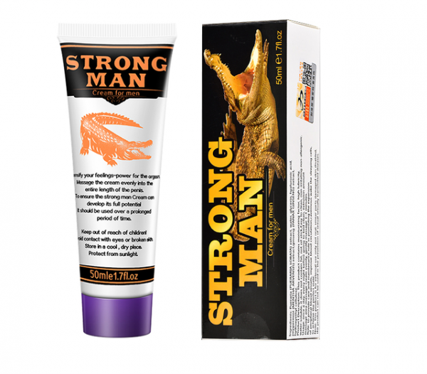 Strong Man Cream In Pakistan