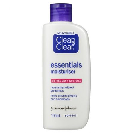Clean & Clear Moisturizing Cream